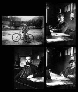 Léopold : les collègues de travail vers 1900 | | GenealoNet | Scoop.it