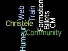 Christèle se forme au community management » Billets aller-retour pour le train du Web Social | Référencement, SEO, SMO et votre company | Scoop.it
