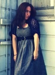 365 Ways to Wear Crochet – Blue Shrug — Crochet Concupiscence | Fiber Arts | Scoop.it