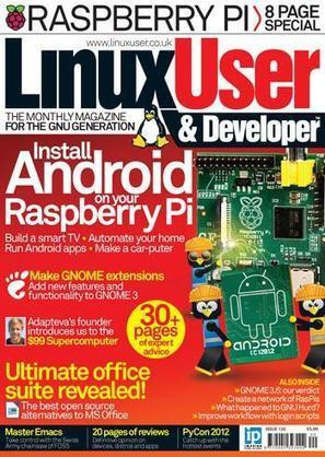 Get Android on your Raspberry Pi | Linux User | Raspberry Pi | Scoop.it