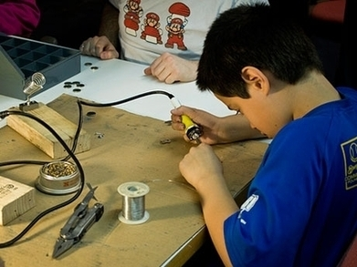How the Maker Movement Connects Students to Engineering and Tech - Edutopia | Maker Movement | Scoop.it