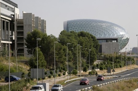 [ Valencia, Spain] Events Center Feria Valencia / Tomás Llavador | The Architecture of the City | Scoop.it