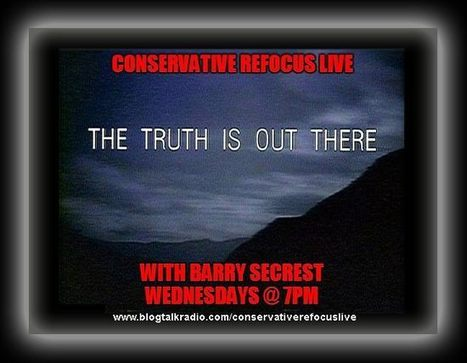 CR Live for December 4th Featuring Barry Secrest and Lee Daniel | Conservative Politics | Scoop.it