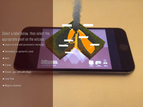 Apps in Action: Innovative Use of AR from Blippar - That EdTech Guy | Mobile learning and app design for educators | Scoop.it