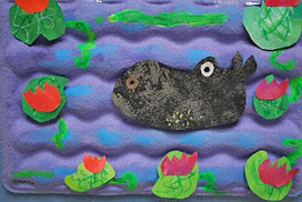 PAINTED PAPER: Search results for hippo   billedkunst   Scoop.it