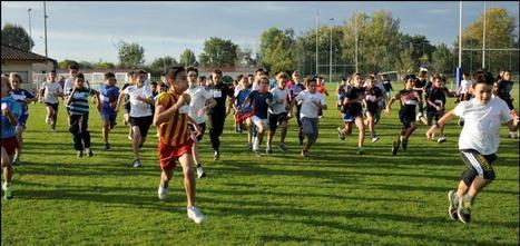 Journée sportive au collège Pierre-Suc | Revue de presse | Scoop.it