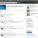 LinkedIn Recruiter Gets A Homepage Update | Digital Interviewing | Scoop.it