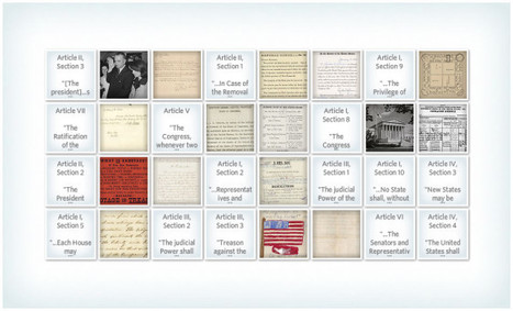 DocsTeach :  bring HISTORY to life   ELT resources   Languages, Learning & Technology   Scoop.it