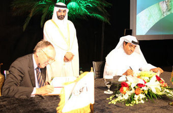 Top geospatial seminar opens in Abu Dhabi | Geospatial Pro - GIS | Scoop.it