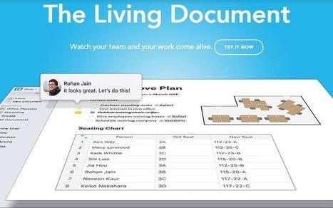 Quip: alternativa a Google Docs, para trabajar sin distracciones | Utilidades TIC para el aula | Scoop.it