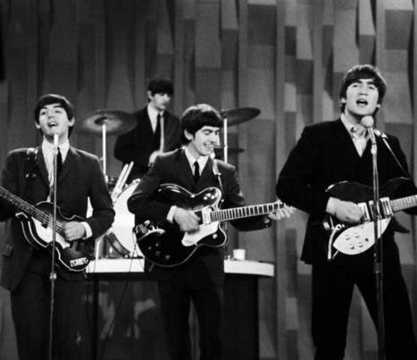 Mitch Albom: Why the Beatles are still the best | David Brooks | Scoop.it