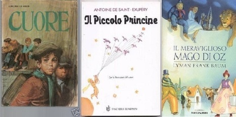I 5 libri capaci di far innamorare i bambini della letteratura - Libreriamo | Giochi e cartoni | Scoop.it