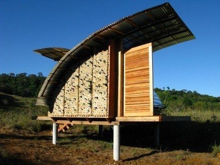 Eco-Cabañas en Venezuela / Kristofer Nonn - Plataforma Arquitectura   Arquitectura sostenible   Scoop.it
