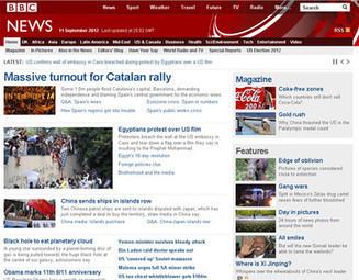 Prensa extranjera: La Diada marca un antes y un después | Catalunya - Independence Debate | Scoop.it