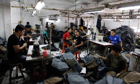 Sweatshops are still supplying high street brands | Madeleine Bunting | Global development | guardian.co.uk | Fashion Technology Designers & Startups | Scoop.it