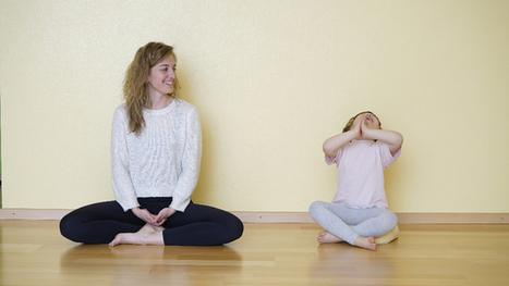En méditant, les enfants développent leur attention | ACTU WEB MINDFULNESS | Scoop.it