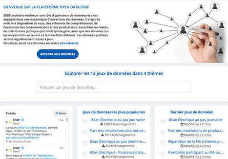 OpenDataSoft lance une plateforme pour portails Open Data personnalisés | OpenDataSoft News | Scoop.it