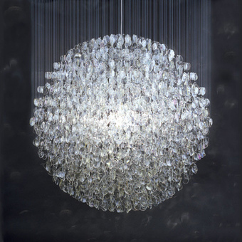 Recycled Spectacle Chandelier | Do It Yourself | Scoop.it