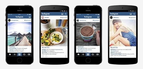 Instagram will introduce ads in the UK, Canada and Australia 'later this year'   Digital junior   Scoop.it