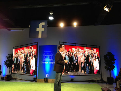 Facebook Says There Are Now 30M Small Business With Active Pages, Including 19M On Mobile | Facebook Tabs | Scoop.it