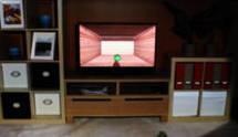 Microsoft IllumiRoom : le Kinect de la prochaine Xbox ?   3D Scanners   Scoop.it