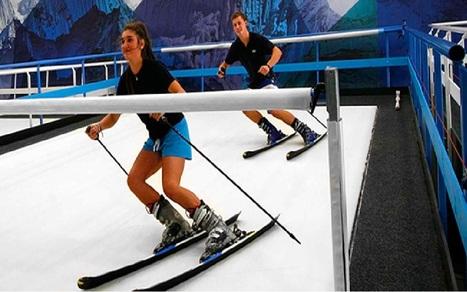 SkiCity | Australia's Only Urban Ski Training Centre | Ski+mal Ski and Farming Resort | Scoop.it