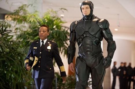 Print3d World: El traje del nuevo Robocop fue fabricado mediante impresión 3D | Impresión 3D y fabricación digital | Scoop.it