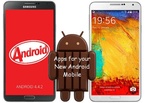 Top 13+ Must to Have Apps for New Android Mobile   Internet   Scoop.it