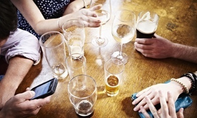 Put calorie labels on beer, wine and spirits, say public health experts | Community Food Systems | Scoop.it