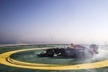 F1 - Vidéo: Red Bull fait des donuts sur un hôtel   Auto , mécaniques et sport automobiles   Scoop.it