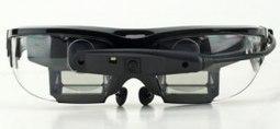 Lunettes à réalité augmentée: Nokia aussi, a sonprojet   QRdressCode   Scoop.it