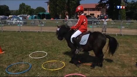 Le Journal du week-end - Au championnat de France équestre … à dos de poneys | Cheval et sport | Scoop.it