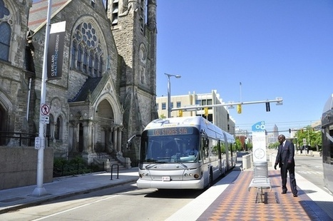 Why More U.S. Cities Need to Embrace Bus-Rapid Transit | Sustainable Futures | Scoop.it