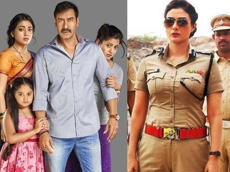 Drishyam Movie Review: Ajay Devgn-Tabu's Thrilling Performance Keeps You Hooked! | Bollywood Movies News | Scoop.it