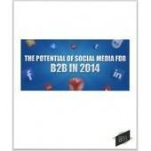 Infographie: Les réseaux sociaux, quel potentiel en B2B? | Médias sociaux | Scoop.it