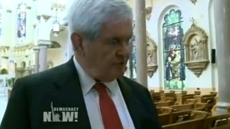 Gingrich: Obama 'the most aggressively pro-abortion president in history' | Daily Crew | Scoop.it