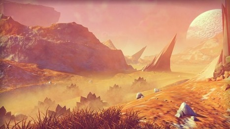 Found: A Lot of Planets, Minerals, and Strange Creatures in 'No Man's Sky'   Notebook   Scoop.it