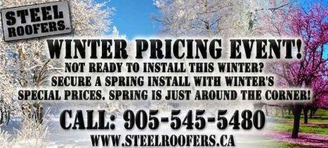 Steel Roofers Inc in Ontario | steelroofers | Scoop.it