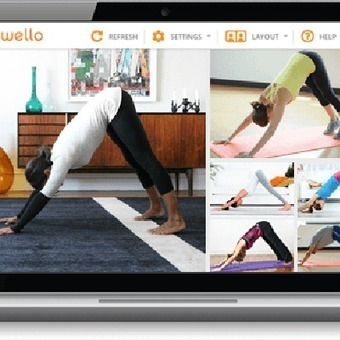 Workout with friends online with Wello   Technology and consequences   Scoop.it