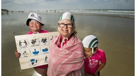 Life's finally a beach for people with disabilities | Accessible Tourism | Scoop.it