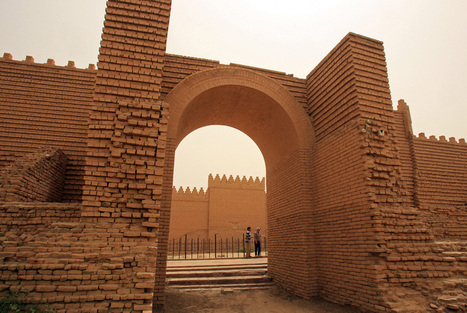 World Monuments Fund restoring the glory of long-abused ancient Babylon - Art Daily | political sceptic | Scoop.it