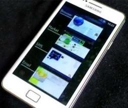 Ice Cream Sandwich para Galaxy S 2 en Enero | VIM | Scoop.it