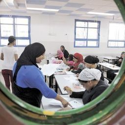 In an impoverished Israeli Arab town, women are learning the ABCs of leadership - Weekend | Inspiring Women Leaders | Scoop.it