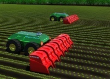 Down on the farm, Lettuce Bot is quietly slaying weeds | Organic Farming | Scoop.it