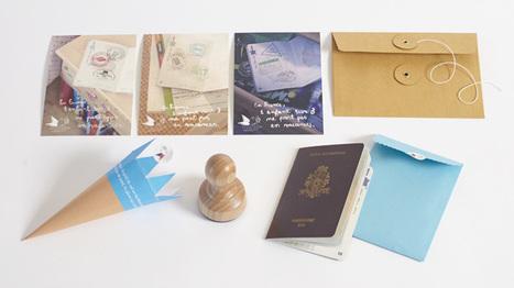 Un tampon pour les vacances | Marketing & Communication | Scoop.it