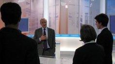 Les internautes de France 3 Aquitaine ont discuté avec Alain Juppé   Bordeaux 2014   Scoop.it