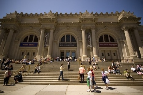 Metropolitan Museum Of Art Offers $18 Groupon, Even Though Admission Is Free | Fanny Salcedo | Scoop.it