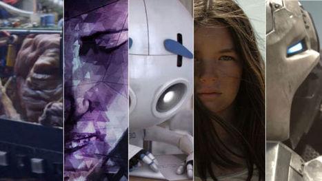 Cinco cortos de ciencia-ficción que deberían ser películas | Los Storytellers | Scoop.it