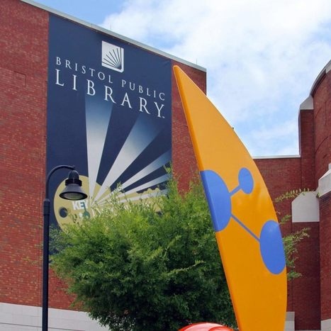 Bristol Public Library launching fundraising campaign for new teen center | Tennessee Libraries | Scoop.it