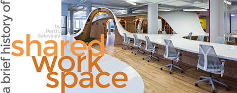 A brief history of shared workspace | New Worker Magazine | Marketing | Scoop.it